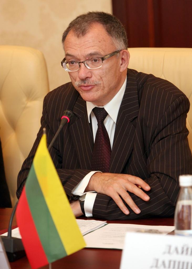 Mr. Petras Vaitiekunas